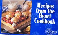 The Pampered Chef Recipes from the Heart Cookbook Spiral Bound 1997