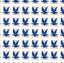 Full mint sheet of 100 #2877 DOVE G-Rate Makeup Stamps MNH OG
