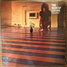 SYD BARRETT The Madcap Laughs 1970 UK SHVL 765 vinyl lp VG-/VG+ Pink Floyd