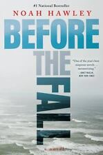 Before the Fall by Noah Hawley (2016, Hardcover) 1st Edition VG+