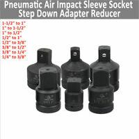 Air pneumatique Douille à impact Réducteur d'adaptateur abaisseur