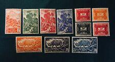 Timbres neufs Afrique Equatoriale Française (AEF) - 1947