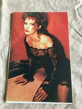 Sheena Easton Fan Club Memorabilia Greeting Card General Dedication #5 - Rare