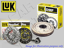 FOR SEAT LEON 2.0 TDi FR 170 BMN 05-11 LUK DUAL MASS FLYWHEEL CLUTCH KIT 6 SPEED