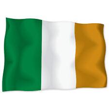 "IRELAND Irish Flag car bumper sticker decal 6"" x 4"""