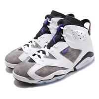 Nike Air Jordan 6 Retro VI AJ6 Flint White Infrared 23 Men Shoes CI3125-100