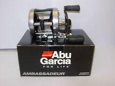 ABU GARCIA AMBASSADEUR 5501C3 LEFTY Round Baitcaster  Reel 12lb Mono