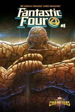 FANTASTIC FOUR #6 MYSTERY VAR 1st Print (W) Dan Slott (A) Aaron Kuder (CA) Ribi