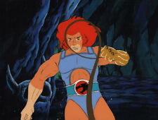 Thundercats Production Anime Cel Lion-O Rankin-Bass 1985 TV Series Rare!