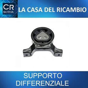 SUPPORTO DIFFERENZIALE POSTERIORE TOYOTA RAV 4 «II» 2.0 D4D 4X4 dal 2000->