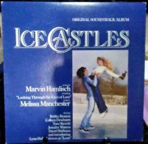 ICE CASTLES OST Album Released 1979 Vinyl Collection USA