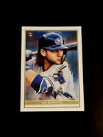 Bo Bichette 2020 Topps RC Game Within The Game Rookie #4 Print Run - 2,865