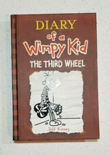 THE THIRD WHEEL By Jeff Kinney DIARY OF A WIMPY KID Series #7