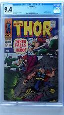 Thor #149 CGC 9.4 NM    Original Owner Collecion