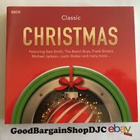 Classic Christmas (3CD, 2015 *New & Sealed*