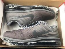 Nike Air Max 2017 Cool Grey Anthracite Dark Grey size 8/8.5/9.5/10/10.5/11