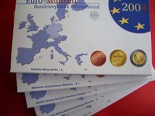 KMS Deutschland 2004 PP - kompl. ADFGJ