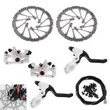 Freno a Disco per Bici Anteriore e Posteriore G3 Disco MTB Bicicletta Bici Kit