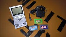# NINTENDO Game Boy Advance / GBA SP tribal + Yoshi´s Island + Kirby + Pokemon #