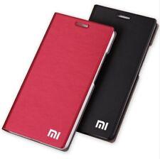 Original Case For Xiaomi mi redmi note 4 4x 5A 5 Leather Cover Luxury Flip Stand