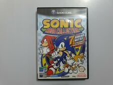 Sonic Mega Collection Nintendo Gamecube pal España COMPLETO