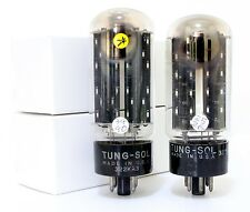 24#  1 pair Tung-sol 5U4 Black plate TUBES FOR AMPLIFIER 5U4 U52 274A