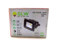 GLW 12V-24V AC or DC LED Flood Light,10W Mini IP65 Waterproof Outdoor Light