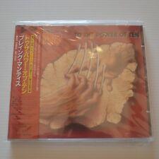 (NWOBHM) PRAYING MANTIS - TO THE POWER OF TEN - JAPAN CD PROMO SAMPLE