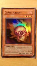 Carte Yu Gi Oh Crâne Ardent WB01-FR003 SUPER RARE
