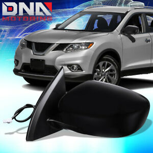 Fit 17-19 Nissan Rogue Sport OE Style Powered Adjustment Driver Left Side Mirror