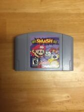 Super Smash Bros N64 fast shipping from USA