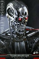 Hot Toys MMS352 Terminator Genisys Endoskeleton T800 12 inch Action Figure NEW