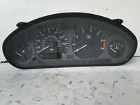 BMW E36 316 318ti compact 4 cylinder speedo instrument cluster working fits 55k