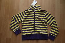 NEU orig. gsus g-sus (gbro) Jacke Jacket Zip Zipper  Gr 128 (wie122)