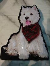 Stewart's Scotland - Novelty Westie Tin Filled With Luxury Shortbread 200g
