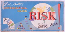 1959 PARKER BROTHERS RISK BOARD GAME WITH ORIGINAL BOX FIRST EDITION R11126