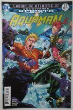 2017 Aquaman #23 - Vg (Inv22413)