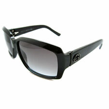 Gucci Rectangular Plastic Sunglasses for Women