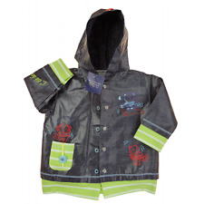 Imperméable à capuche fille t 1 an