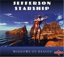 Jefferson Starship - Windows of Heaven (2004)  CD  NEW/SEALED  SPEEDYPOST