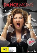 Dance Moms PG Rated DVDs & Blu-ray Discs