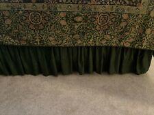 Ralph Lauren Rutherford Park - Green King Bed Skirt