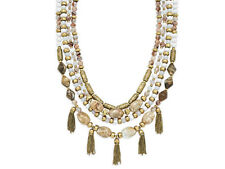 Premier Designs Jewelry New Neutrals Necklace $59 Removable Strand BOHO 3-in-1