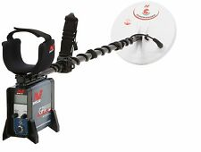 Minelab GPX 5000 Metal Detector for prospecting; 2 search coils; FREE SHIPPING