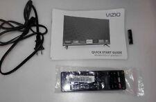 Vizio E50-C1 E55C-1 TV Remote Manual Adaptor BRAND NEW