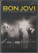 Bon Jovi - Live At Madison Square Garden (DVD, 2009)