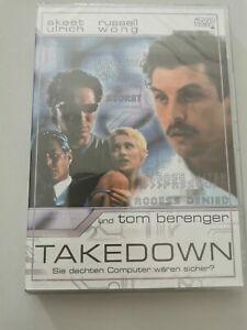Takedown DVD Neu In OVP Deutsch Englisch