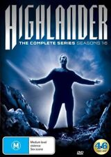 NEW Highlander: Complete Series (2017) (DVD)
