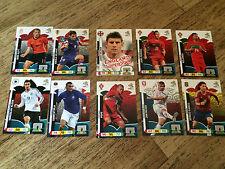 Panini euro 2012 adrenalyn xl-sélection de football 10 cartes-annonce #2