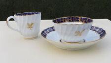 Porcelain/China Georgian Royal Worcester Porcelain & China